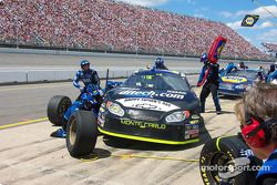 Pitstop for Brian Vickers