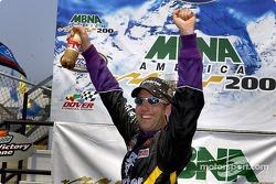Gagnant de la course Greg Biffle