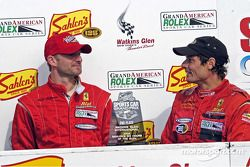 Ralf Kelleners et Anthony Lazzaro