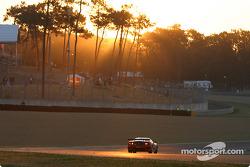 La Ferrari 360 Modena n°92 du Cirtek Motorsport (Rob Wilson, Franck Mountain, Hans Hugenholtz)