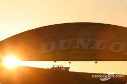 Lever de soleil sur le pont Dunlop