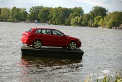 Плавающая Audi A3 Sportback