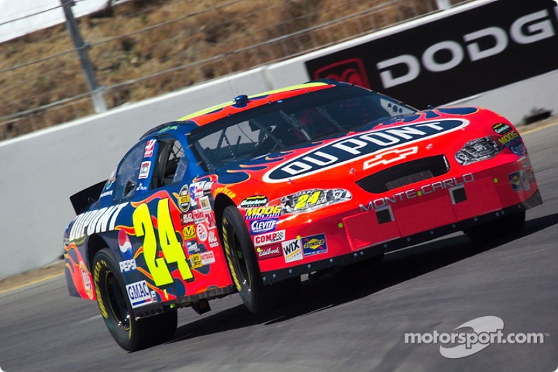 2004, Sonoma: Jeff Gordon (Hendrick-Chevrolet)