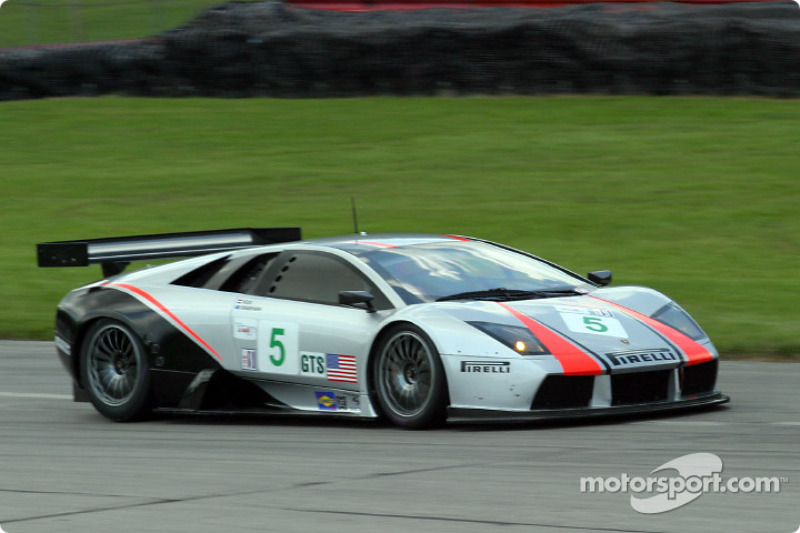 5 Krohn Barbour Racing Lamborghini Murcielago R Gt David Brabham