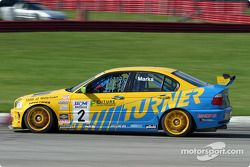 Justin Marks (BMW 325i n°2)