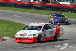 Matt Plumb (Acura TSX n°43)
