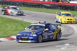 Nic Jonsson (BMW 325Ci n°27)