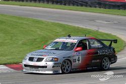 Peter Cunningham (Nissan Sentra SE-R n°4)