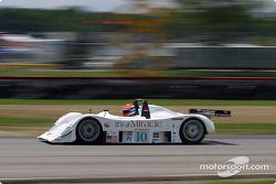 #10 Miracle Motorsports Lola Nissan: John Macaluso, Ian James, James Gue