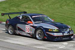Carol Hollfelder (Ford Mustang n°10)