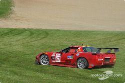 Kevin Chambers (Chevrolet Corvette ZO6 n°67)