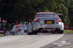 Randy Pobst (Audi RS 6 Competition n°1)
