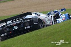 #5 Krohn-Barbour Racing Lamborghini Murcielago R-GT: Peter Kox, David Brabham