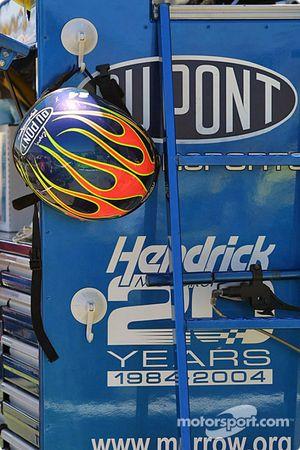 Les stands Hendrick Motorsports