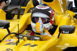 Nigel Mansell ready to go