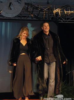 Marty Roth and girlfriend Margaret Discher