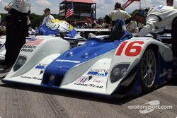 #16 Dyson Racing Team Inc Lola AER: James Weaver, Butch Leitzinger