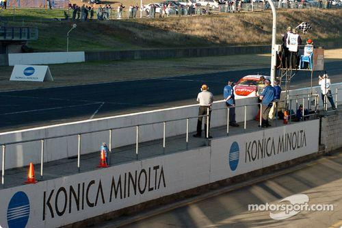 Konica Minolta V8 Supercar: Eastern Creek