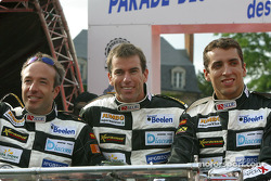 Tom Coronel, Ralph Firman and Justin Wilson