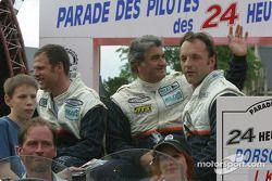Ian Khan, Nigel Smith and Tim Sugden