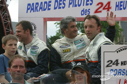 Ian Khan, Nigel Smith et Tim Sugden