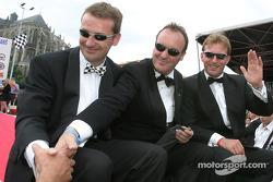 Bob Berridge, Chris Stockton et Michael Caine
