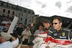 Olivier Dupard, Patrick Goueslard et Christian Bouchut
