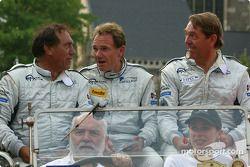 Rob Wilson, Franck Mountain and Hans Hugenholtz