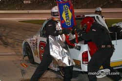 Pitstop for Chase Montgomery