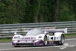 #3 1990 Jaguar XJR-11: Henry Pearman