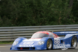 #88 1990 Nissan NPT-90 GTP: Chris Randall