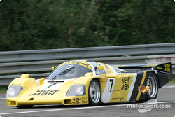 #7 1989 Porsche 962C: Nigel James