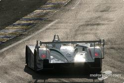 L'Audi R8 n°2 du Champion Racing (JJ Lehto, Emmanuele Pirro, Marco Werner)