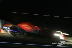 La Lister Storm n°20 du Lister Racing (John Nielsen, Casper Elgaard, Jens Reno Moller)