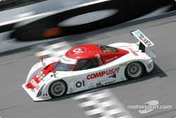 #01 CGR Grand Am Lexus Riley: Scott Pruett, Max Papis