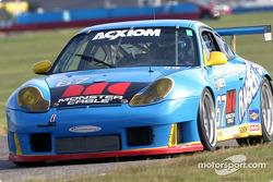 #67 The Racers Group Porsche GT3 RS: Kevin Buckler, Liz Halliday