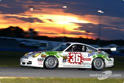 La Porsche GT3 Cup n°36 du TPC Racing (Michael Levitas, Randy Pobst)