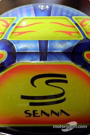 Ayrton Senna recordó