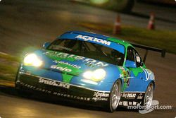 La Porsche GT3 Cup n°41 du Orison-Planet Earth Motorsports (Joe Nonnamaker, Will Nonnamaker, Wayne N