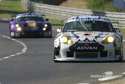 La Porsche 911 GT3 RS n°84 du Seikel Motorsport (Tony Burgess, Philip Collin, Andrew Bagnall)