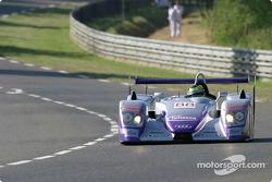 L'Audi R8 n°88 d'Audi Sport UK Team Veloqx (Jamie Davies, Johnny Herbert, Guy Smith)