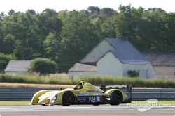 La WR n°24 du Welter Racing (Yojiro Terada, Patrice Roussel, Olivier Porta)