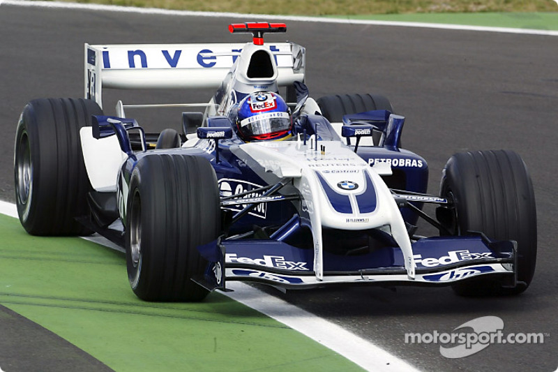 2004 - Williams