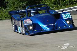 La Lola Judd n°30 d'Intersport Racing (Clint Field, Michael Durand)