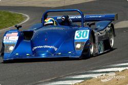 #30 Intersport Racing Lola Judd: Clint Field, Michael Durand