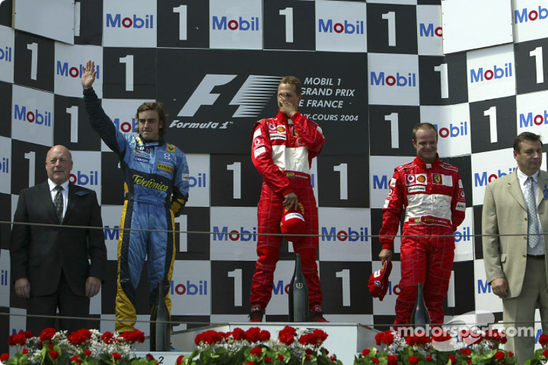 2004: Michael Schumacher