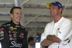 Kurt Busch et Doug Yates