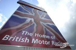Bienvenido a Silverstone