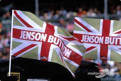 Fanáticos de Jenson Button