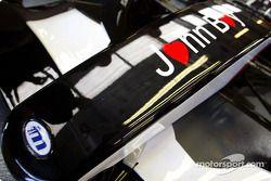 Un homenaje en el Minardi a sporting director John Walton que murió tras ataque al corazón